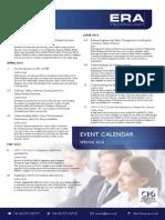 ERA Event_calendar 2014