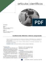 03-CARDIOVERSION Electrica Programada