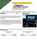 Sample Report 20130612