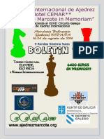 Boletin Nº 9 I Abierto Internacional Hotel CEMAR 2014