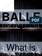 Ballet Report