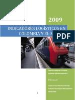 Indicadores Logísticos en Colombia y El Mundo