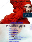 L.N.CHEMICAL INDUSTRIES ------PRODUCT RANGE