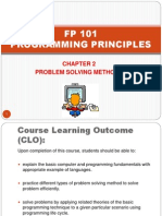 Chapter 2-Problem Solving Methods