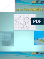 IIT JEE Coordinate Geometry- Preparation Tips to Practical Applications! - askIITians