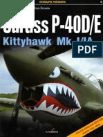Curtiss P-40 D-E - Kittyhawk Mk I-Ia_Kagero PhotoSniper 5