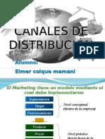 1 Canal de Distribucion 2012