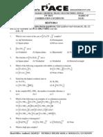 Coordination Compound _Question Paper