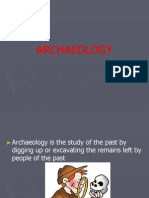 chapter 1 - archaeology