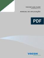 Vacon 100 FLOW Application Manual DPD01259B PT