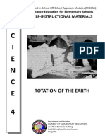 32_Rotation of the Earth