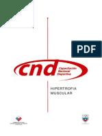 Hipertrofias Musculares - Capacitacion CND