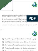 Lebensqualität Barnstorf (Niedersachsen)