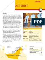 Exporting to the UAE - The DHL Fact Sheet