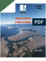Apresentação Porto de Santos