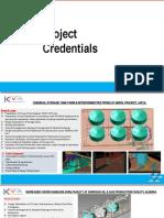 Kavya Project Creqdentials