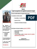 Ann Once Agent Programme Aot 2014
