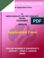 AWU Info Bulletin