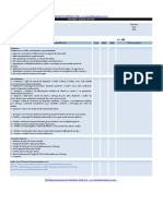 Checklist de Auditoria Clientes a Receber