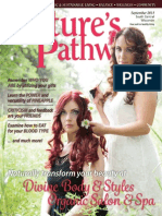 Nature's Pathways Sept 2014 Issue - South Central WI Edition
