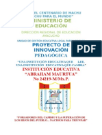 Proyeco Plan Lector