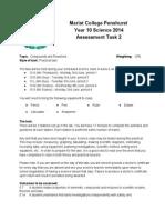 Task 2 - Practical Task
