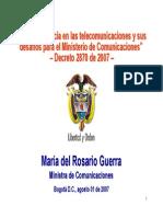 decretosobreconvergencia-121018100049-phpapp01