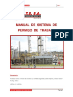Manual de Permiso de Trabajo de Advice Training and Services s.A