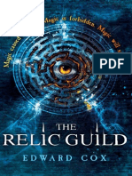 Relic Guild by Edward Cox Extract