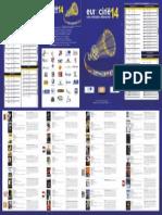 Programa de Eurocine 2014