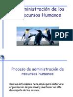 Administracion de Los Recursos Humanos 5 Ceci