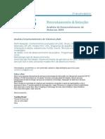 Analista de Desenvolvimento de Sistemas JAVA