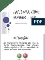 Papiloma Vírus Humano - Hpv
