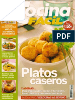 Recetas Platos Caseros