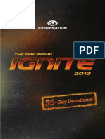 Ignite 35 Days Devotional