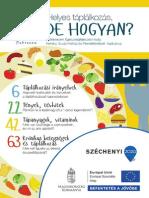 EFI Helyes Táplálkozás Kiadvány