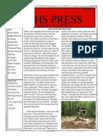 Summer 2014 Newspaper