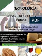 2014 Biotecnología