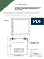 Esp.tecnica de Caja Nema 4x