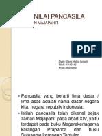 Nilai Nilai Pancasila -Tugas 1