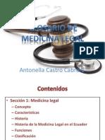 Glosario de Medicina Legal