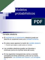 2. MODELOS PROBABILISTICOS