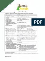 SAB-Dakota Seeds App 8-22-14