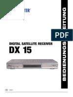 skymaster dx15