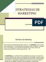 Estrategias Marketing i