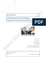 1bed Apartment - Ibrox, Glasgow