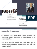 Justiça - Sandel