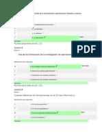 Evaluciones Programacion Lineal