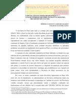 Administração Do Poder Judiciario No Sec XIX Piauí - Débora