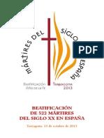 Beatificación Tarragona